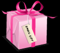 Stardoll Free Email Gift Newsletter Item Pink Giftboxes