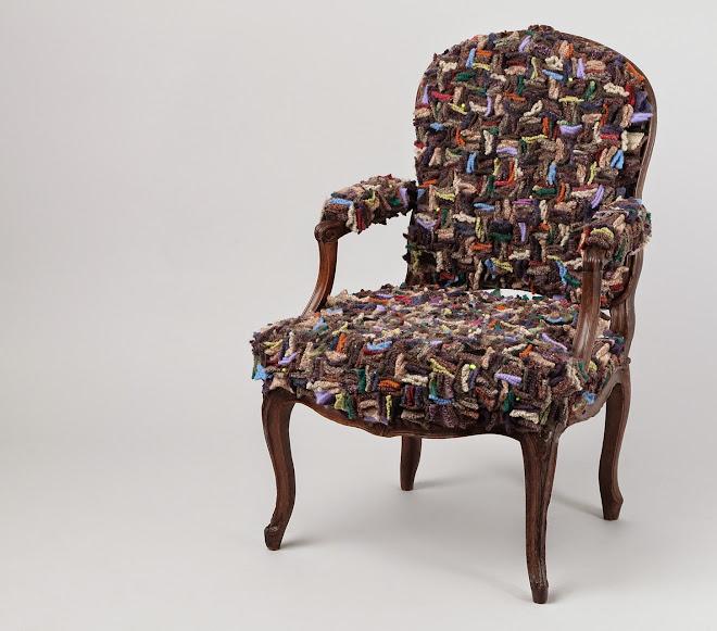 """Laurence COURAUD """"Lolomaille"""" - Créateur, designer textile"""