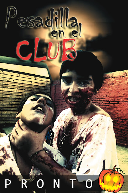 Halloween Mi Club Domingo Savio