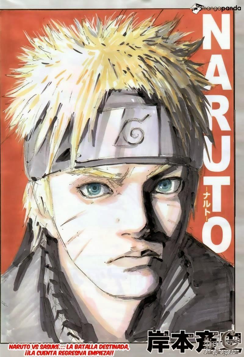 FrikTime: Reseña Naruto 695