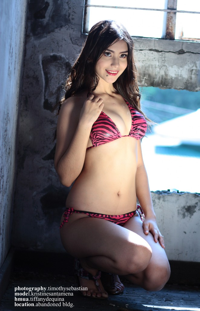 Pinoy Wink Kristine Santamena 8