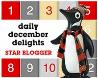 I'm a Penguin Star Blogger!
