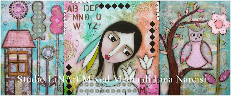 LinArt Mixed Media di Lina Narcisi
