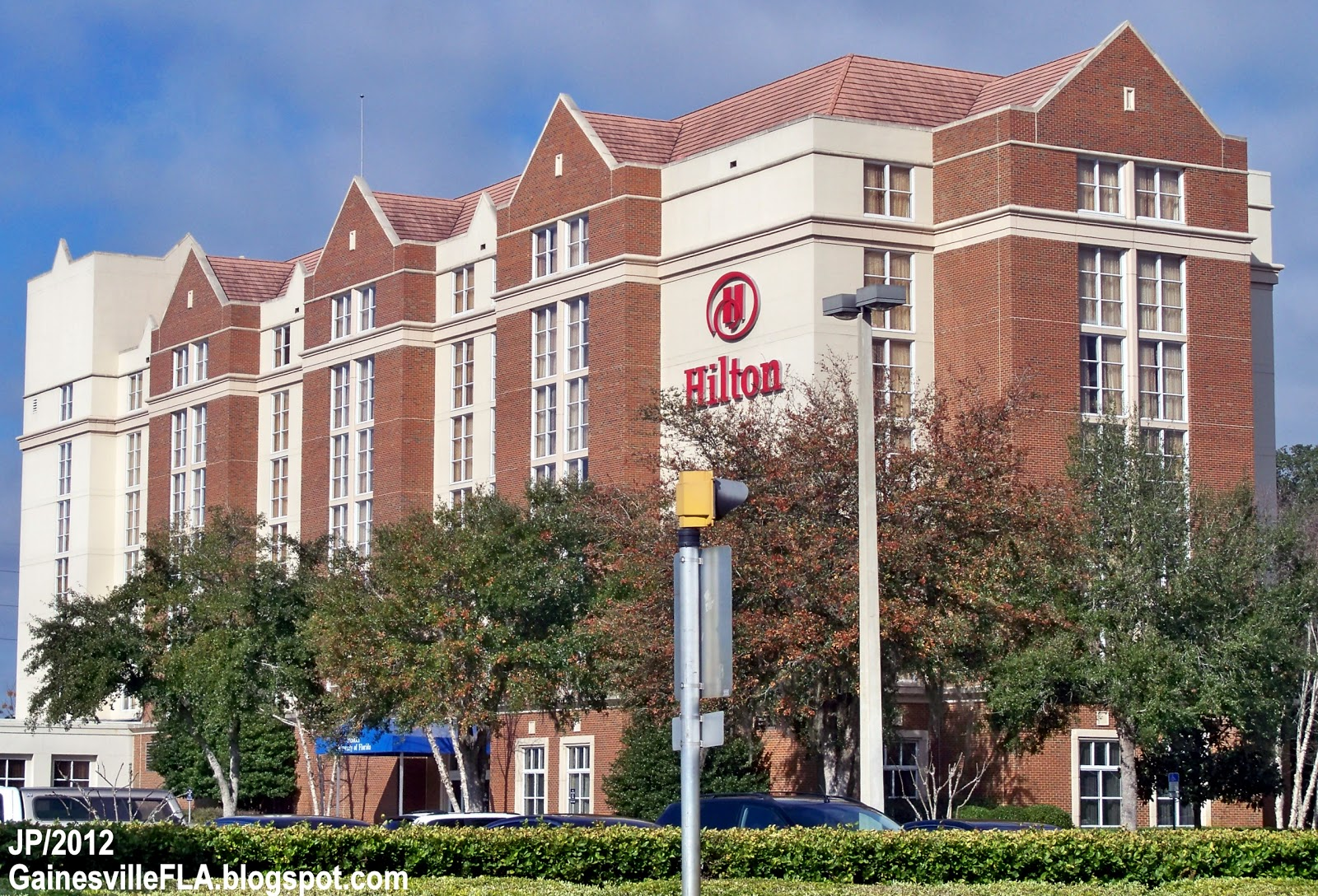 Hilton Hotel Gainesville Florida Sw 34th St University Of Fl Conference Center Lodging Uf Alachua County