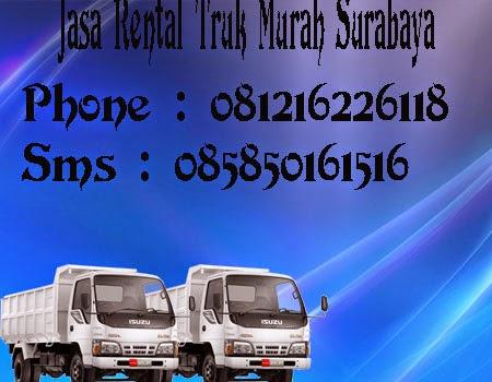 Jasa Rental Truk Murah Surabaya-Serang