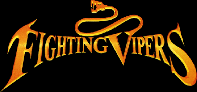 Fighting Vipers Logo - We Know Gamers