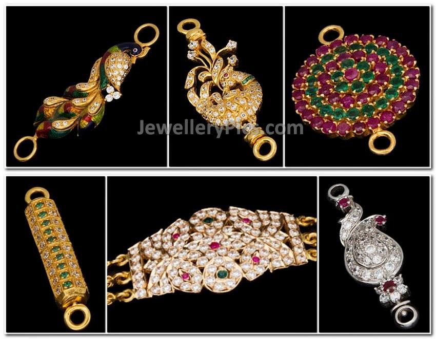 gold mugappu collection by avr swarnamahal latest