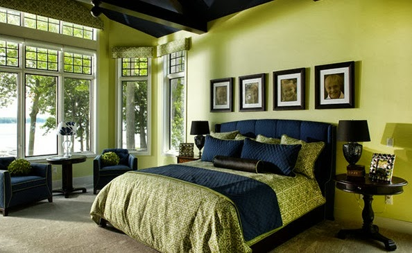 gallery for lime green and black bedroom