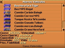 Transport Tycoon - Autobuses y camiones