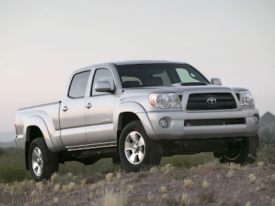 Toyota Tacoma Standard Resolution Wallpaper 8