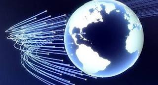 Como funciona a fibra óptica?
