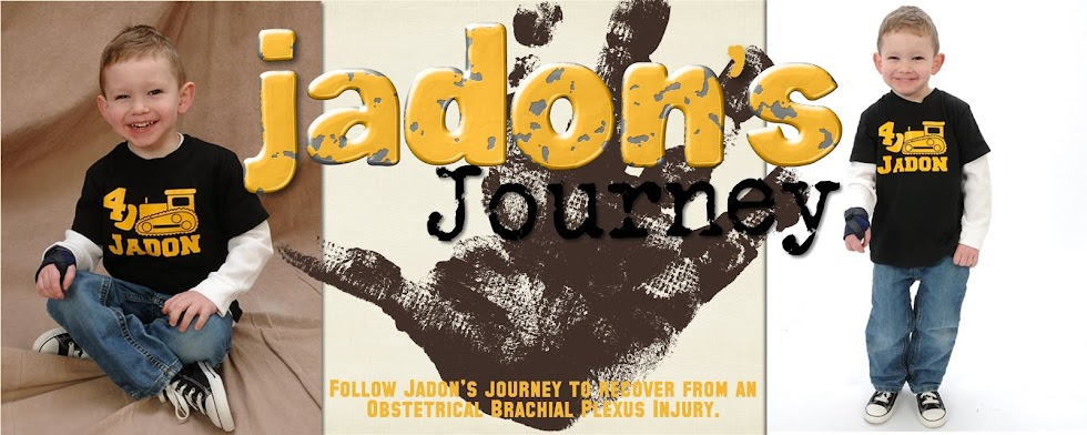 Jadon&#39;s Journey