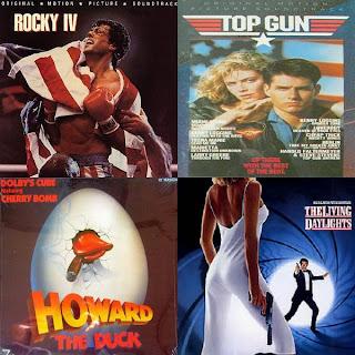 Filmslágerek 1985-1987
