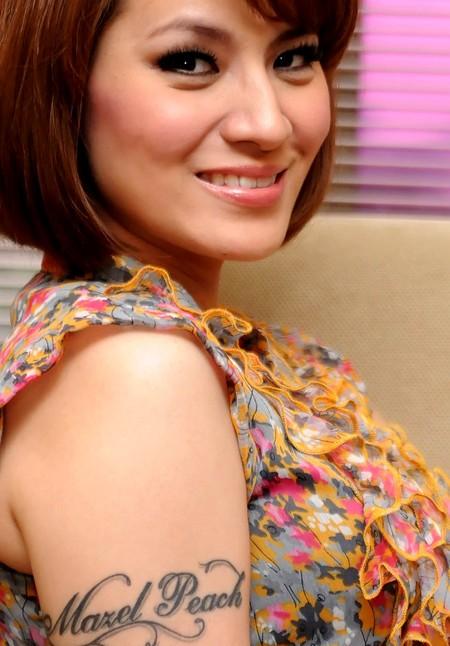Intip Tatto Seksi Chantal Della Concetta [ www.BlogApaAja.com ]