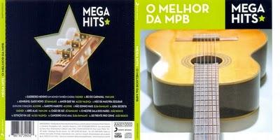 Mega Hits O Melhor da MPB 2014