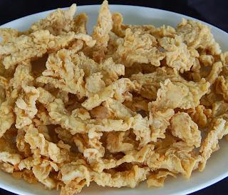 Resep Cara Membuat Jamur Crispy Gurih Renyah