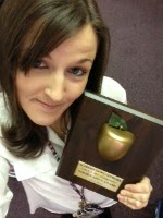 CBS Golden Apple Award