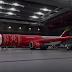 El video del avión 'abrigado' de Iberia para la Navidad 2015