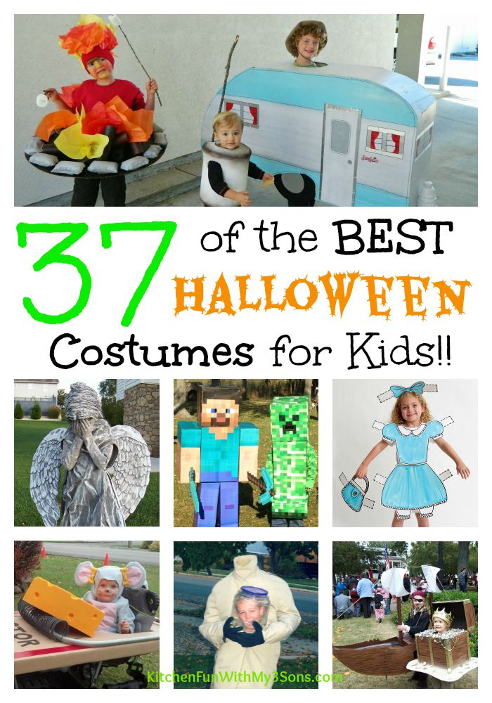 37 of the best diy homemade halloween costumes for babies kids