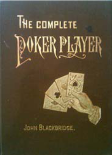 John Blackbridge, 'The Complete Poker-Player' (1875)