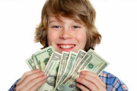 Teaching Kids About Saving Money