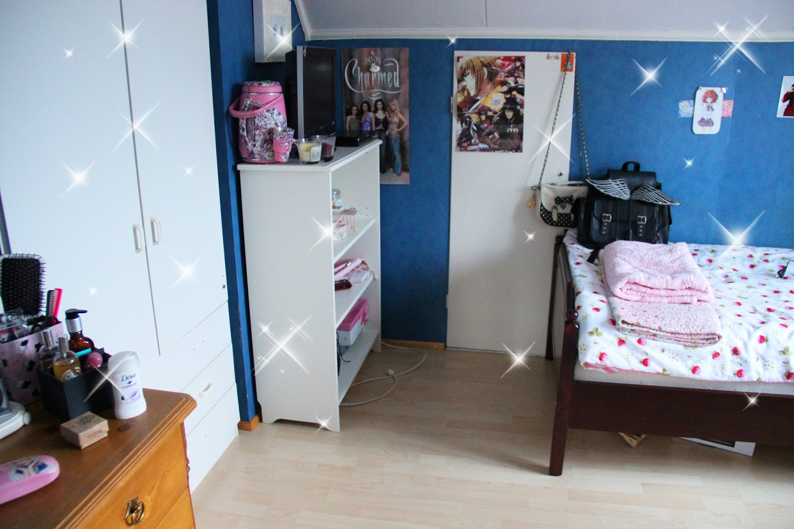My room before and after cleaning candyabuse How to clean and organize a small bedroom