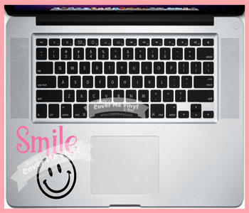 Smile Face Decal