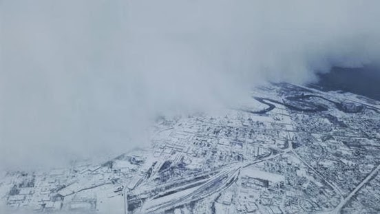 Northeast Lake Effect Snow Photos Snow Addiction News