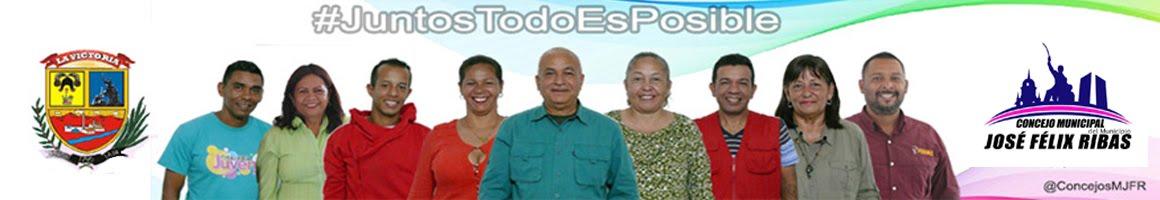 CONCEJOMUNICIPALDERIBAS.ORG.VE - Concejo Municipal del Municipio Jose Felix Ribas