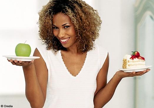 escoger comidas sanas