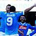 Napoli vence e assume a liderança do Italiano