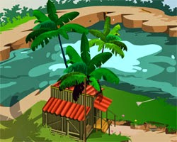 Juegos de Escape River Forest Escape