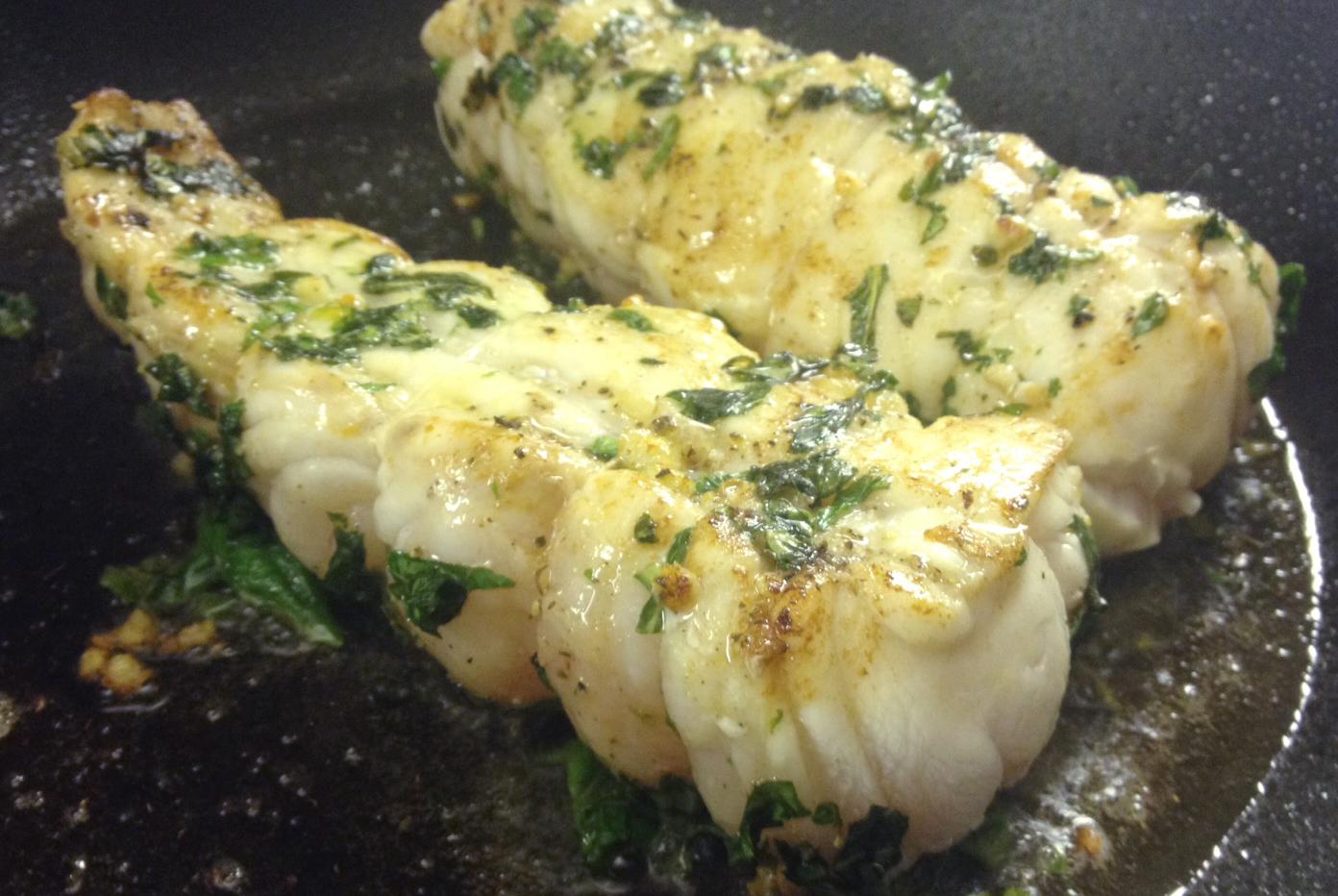 saturday supper roast monkfish seared scallops scallop