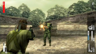 Free Download Games metal gear solid peace walker psp iso Full Version ZGASPC