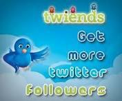 Cara Cepat Mendapatkan Followers Twtter dengan Twiends