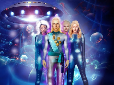 how to connect with the pleiadians