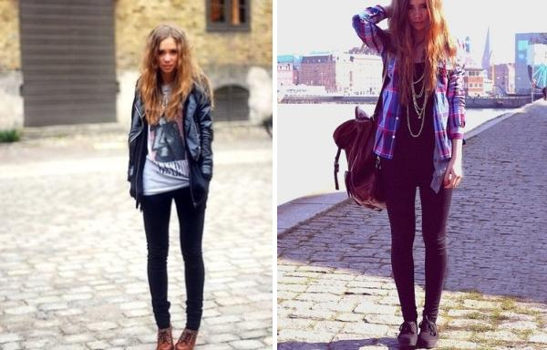 Indie Rock Style Clothing Girls
