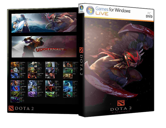 Download Game Dota 2 v.580 - AutoUpdate - No Steam 2013
