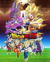 Poster de Dragon Ball Z: La batalla de los dioses