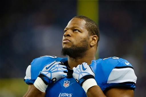 Report: Detroit Lions' Ndamukong Suh considers representing himself in contract talks