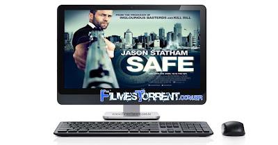 Baixar Filme O+C%C3%B3digo+(Safe) O Código (Safe) (2012) DVDRip XviD Legendado torrent