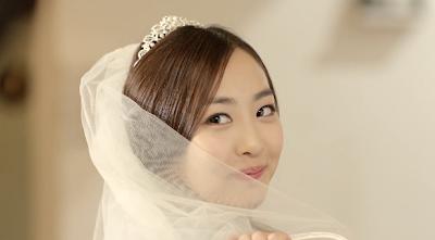 K.Will Please Don't Dasom wedding pretty