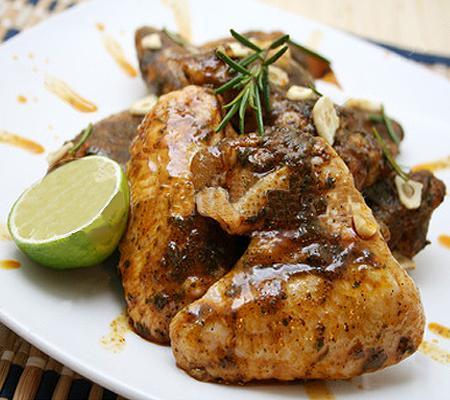 Spicy Garlic Lime Chicken Recipe - Spicy Garlic Lime Chicken