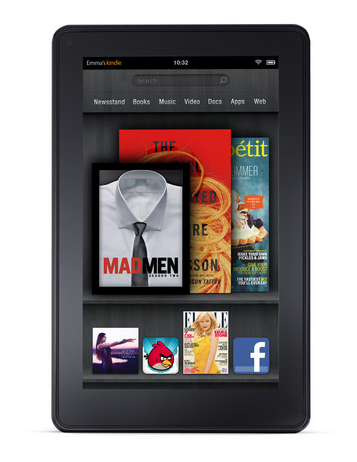 Amazon is Selling Over 1 Million Kindle Fire Per Week 