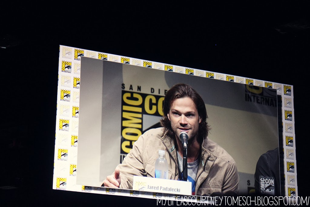 San Diego Comic Con 2013 Supernatural