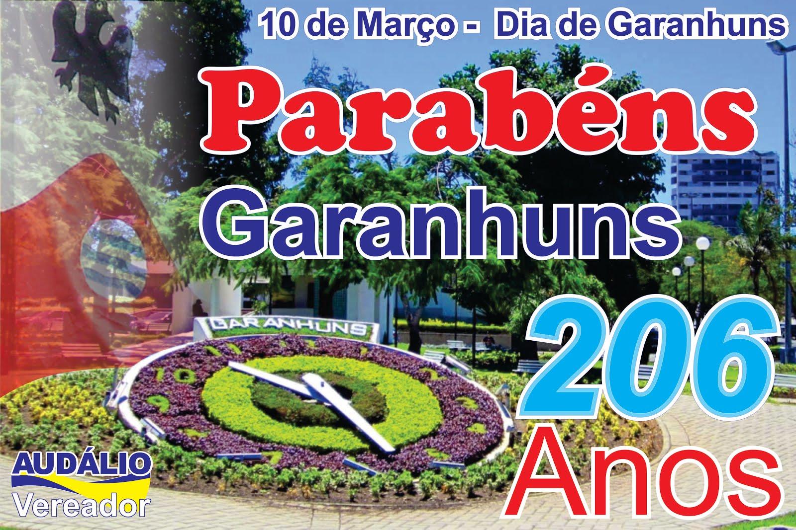 DIA DE GARANHUNS