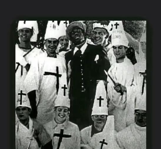 a history of the ku klux klan a racisr social club Information about the ku klux klan history for kids it was originally founded as a social club for former and the kkk advocated a strong racist and anti.