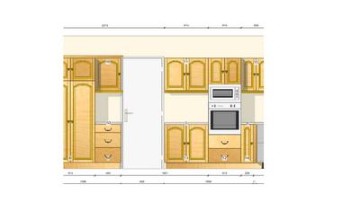Carmiel21 plano muebles de cocina bilbao - Muebles de cocina en bilbao ...