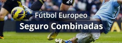 luckia bono 10 euro seguro ligas europeas 21-23 noviembre