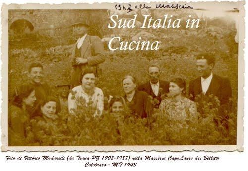 Sud Italia in Cucina